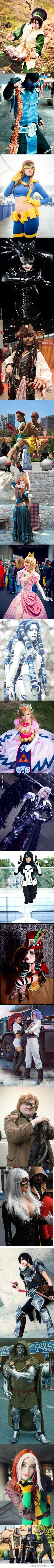 Cosplay: you're doing it right!