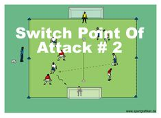 Soccer Switch Point Of Attack # 2 Training Drill U8 Soccer Drills, Soccer Workouts, Soccer Skills, Soccer Games, Play Soccer, Soccer Coaching, Soccer Training, Group Games, Group 8
