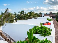 The Beach Hotel Tulum - Superior Room - private terraces