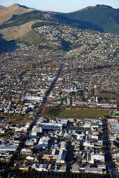 Christchurch City, New Zealand