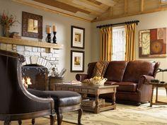 Des idées pour une maison rustique -   Pour avoir une maison de style rustique on doit utiliser des matériaux comme le bois, pour créer une ambiance chaleureuse et même un peu vintag...