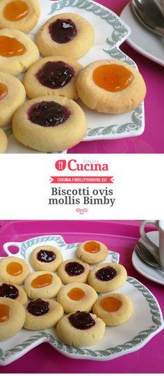 #Biscotti ovis mollis #Bimby della nostra utente Sabrina. Unisciti alla nostra Community ed invia le tue ricette!