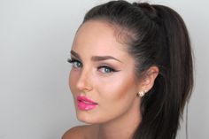 Chloe Morello, the most beautiful face I've ever seen. Girl-crush, always.