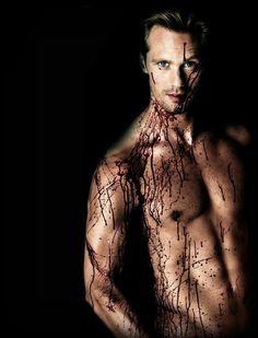 Alexander Skarsgard. True Blood