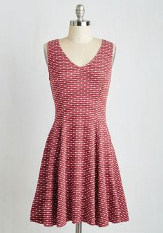 Know-how Do You Do? Dress, #ModCloth