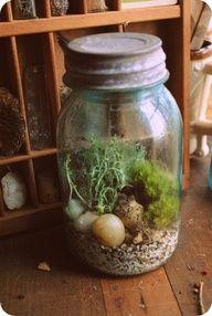22 Creative & Decorative Uses for Mason Jars | TIDBITS&TWINE