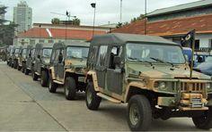 Vehículos Blindados del Ejército Argentino