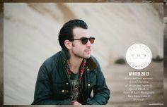 John Ruvin Eyewear • Lookbook W13