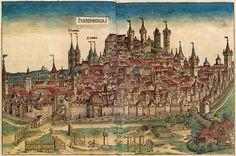 Resultado de imagen para nuremberg medieval city