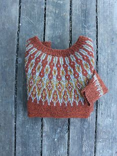 Knitting Patterns Women Ravelry: Tusseladdgenser pattern by Linka Karoline Neumann Knitting Socks, Knitting Stitches, Free Knitting, Baby Knitting, Knitting Machine, How To Start Knitting, How To Purl Knit, Tejido Fair Isle, Motif Fair Isle