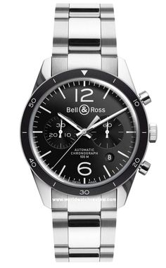 Bell & Ross Vintage BR 126 Sport Automatic