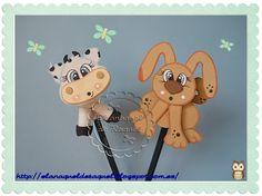 lapices animales volumen vaca perro
