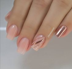 Frensh Nails, Chic Nails, Stylish Nails, Pink Nails, Acrylic Nails, Pink Wedding Nails, Manicures, Coffin Nails, Elegant Nails