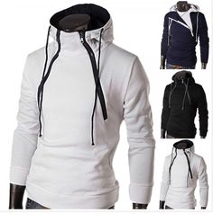 http://www.lavendermelon.com/products/double-zippers-mens-hoodie?variant=6512087299ouble Zippers Men's Hoodie