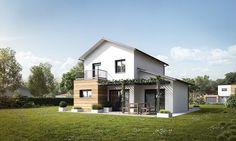 Maison moderne et design? on le voit au parachèvement et à la déco