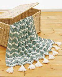 Free crochet patterns like this one make it all worth your time. This afghan uses a bobble design with a soft boucle patterns. It& a simple-to-make crochet afghan pattern that you can keep for yourself or give as a gift. Crochet Ripple, Crochet Afgans, Manta Crochet, Crochet Yarn, Crochet Hooks, Crochet Blankets, Plaid Crochet, All Free Crochet, Free Knitting