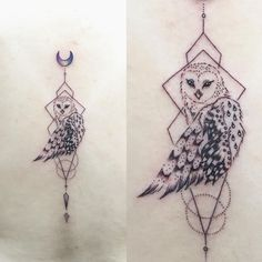 Barn owl along the spine :) for this design I chose the barn owl cuz I enjoyed a movie called 'Owls of the Ga'Hoole' and it made me feel like no other owl could be as elegant and feminine thanks Xuann! #hoothoot #tattoo #tattoos #sgtattoo #sgtattoos #singaporetattoo #singaporetattoos #inked #design #create #art #girlswithtattoos #justsmalltattoos #inkspiringtattoos #inkedmag #tattooartistmagazine #linework #lineworktattoo #dotwork #dotworktattoo #blackworkerssubmission #onlyblackart #bla...