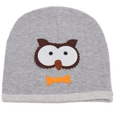 8bbe0ec279b GUAngqi Baby Boys Girl Owl Animal Printed Hat Cotton Caps Newborn Kids Baby  Hats. Material  Cotton. Color  Pink