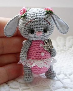 How sweet is this little bunny