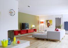 A terraced house Terraced House, Indoor, Mirror, Inspiration, Furniture, Home Decor, Biblical Inspiration, Homemade Home Decor, Interior