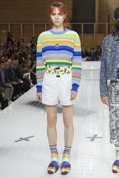 Kenzo Resort 2017 Fashion Show