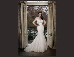 Robe de mariée sirène Justin Alexander 2014