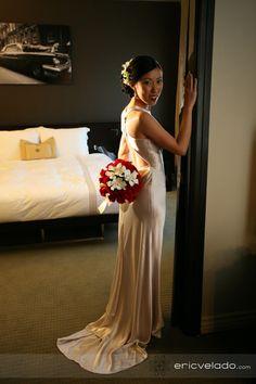 wedding dressses, weddings, roosevelt hotel, dresses, anni pose, hollywood roosevelt, hotels