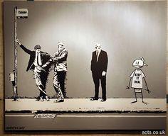 Banksy - Keep It Real