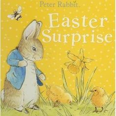 Easter Surprise is a bright lively story for springtime! Follow Peter Rabbit as he excitedly hops along to share an Easter surprise with ...