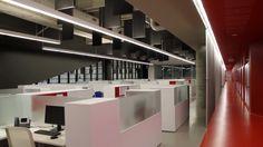 Teknion Workstations - Institut National du sport du Québec