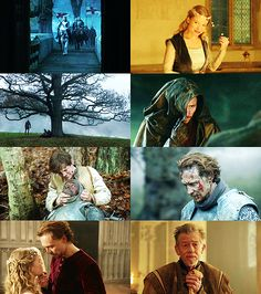 The Hollow Crown.  Worth watching.  Excellent production!