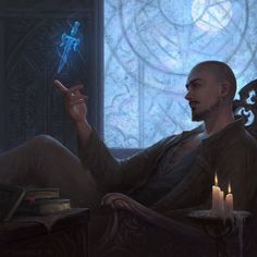 ArtStation - Freelance Death Wizard, Leesha Hannigan