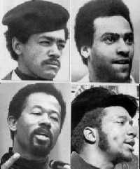 Bobby Seale, Huey P. Black History Facts, Black History Month, Black Panther Civil Rights, Black Panthers Movement, Fred Hampton, Black Leaders, Black Panther Party, Vintage Black Glamour, Power To The People