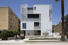 """The American Institute of Architects has announced the winners of the 2016 Housing Awards. Established in 2000, the program recognizes outstanding residential design and promotes the importance of good housing. The jury selected projects in three award categories: one/two family custom housing, multifamily living and special housing, emphasizing excellence in design as well as each residence's ability to provide a """"sanctuary for the human spirit."""" Sustainability, affordability, social…"""