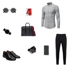 """Sexy men's"" by karymee-rojas on Polyvore featuring Gucci, Givenchy, EyeBuyDirect.com, Diesel, Under Armour, Theory, men's fashion y menswear"