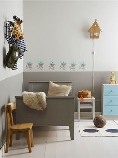 Childhood Haven {wall decor ideas for kids' rooms} | Children Inspire Design
