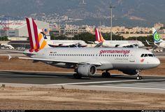 Germanwings, Airbus A320-211, D-AIPX, Palma De Mallorca - Son San Juan (PMI / LEPA) Spain, August 30, 2014 by Marco Wolf