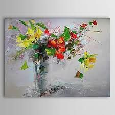 Картинки по запросу картины с цветами в вазах