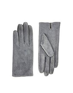Enlarge Dents Suede Leather Gloves