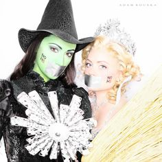 Wicked for the NOH8 Campaign feat. Eden Espinosa & Kendra Kassebaum