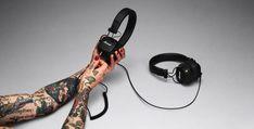 Marshall Major III: Νέα ενσύρματα και ασύρματα ακουστικά Marshall Major, Personalized Items, Wallpaper, Stuff To Buy, Wallpapers