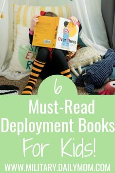 Deployment can be so hard, especially on our kids. Often they don't know exactly what they are feeli Military Deployment, Military Spouse, Deployment Tools, Deployment Countdown, Deployment Party, Books To Read, Reading Books, Children's Books, Z Cam