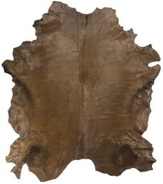 Alder cowhide, just one of many of browns and other 100+ colors #cowhide