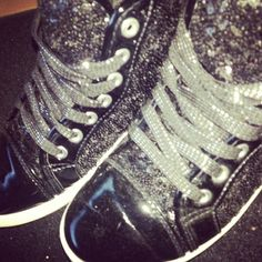 My favorite sneakers! I love the glittery look, they are so pretty and comfy ♡ #girl #me #trend #fashion #style #Denmark #DK #gf #shoes #ins...