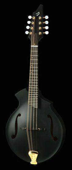 Breedlove Black Gold Mandolin  #LardysWishlists #Mandolin ~ https://www.pinterest.com/lardyfatboy/ ~