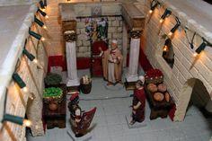 Palacio de Herodes 3 Wrestling, Gaming, Rpg, Christmas Photography, Roman Architecture, Palaces, Lucha Libre, Videogames, Game