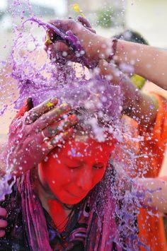 Holi - Festival of Colour, India