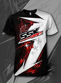 Richard Andersen – Graphics - Race T-SHirt designs Sport Shirt Design, Sports Jersey Design, New T Shirt Design, Sports Graphic Design, Sport T Shirt, Graphic Tees, Shirt Designs, Jersey Designs, Design Kaos