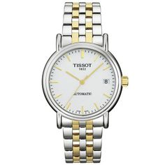 T95.2.483.31 Tissot T-Classic Carson Automatic Mens Watch Price $340