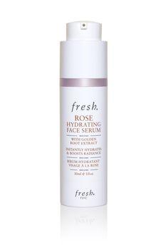 Fresh Rose Hydrating Face Serum #FreshBeauty